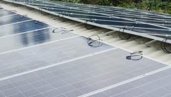 Usina fotovoltaica instalada pelo Rotary Clube no Instituto Ramacrisna.
