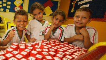 crianças do ramacrisna que são acolhidas com ajuda de doações pelo imposto de renda
