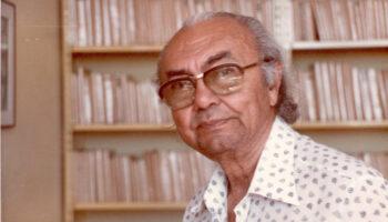 professor Arlindo Corrêa da Silva, idealizador e criador do Instituto Ramacrisna